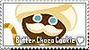 Buttercream Choco Cookie Stamp by megumar