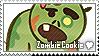 Zombie Cookie Stamp by megumar