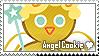 Angel Cookie Stamp by megumar