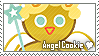 Angel Cookie Stamp by megumar