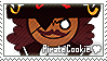 Pirate Cookie Stamp