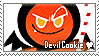 Devil Cookie Stamp by megumar