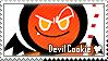 Devil Cookie Stamp by megumar