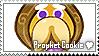 Prophet Cookie Stamp by megumar