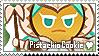 Pistachio Cookie Stamp by megumar