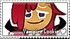 Vampire Cookie Stamp by megumar