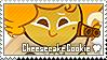 Cheesecake Cookie Stamp by megumar