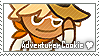 Adventurer Cookie Stamp by megumar