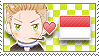 APH Checkered Nethnesia Stamp by megumimaruidesu