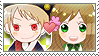 APH Checkered PruHun Stamp by megumar