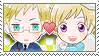 APH Checkered SuFin Stamp by megumimaruidesu