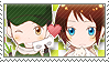 APH Checkered TurGre Stamp by megumimaruidesu