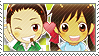 APH Checkered CuSey Stamp by megumimaruidesu