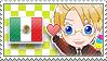 APH Checkered MexUS Stamp by megumimaruidesu