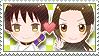 APH Checkered NiChu Stamp by megumimaruidesu