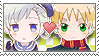 APH Checkered NorEng Stamp by megumimaruidesu