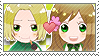 APH Checkered PolHun Stamp by megumimaruidesu