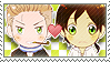 APH Checkered NethPort Stamp by megumimaruidesu