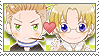 APH Checkered NethCan Stamp by megumimaruidesu