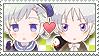 APH Checkered NorIce Stamp by megumimaruidesu