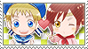 APH Checkered SeaWy Stamp by megumimaruidesu