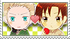 APH Checkered Germano Stamp by megumar