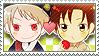 APH Checkered Prumano Stamp by megumimaruidesu