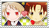 APH Checkered Prumano Stamp by megumar