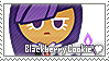Blackberry Cookie Stamp by megumar