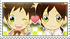 APH Checkered SpaPort Stamp by megumimaruidesu