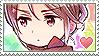 HWS - Fem!Burrus Stamp by megumimaruidesu