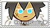 Werewolf Cookie Stamp - Cookie ver. by megumar