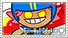 Gumball Cookie Stamp by megumar