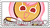 Cherry Blossom Cookie Stamp