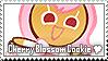 Cherry Blossom Cookie Stamp by megumimaruidesu