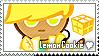 Lemon Cookie Stamp by megumimaruidesu
