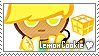 Lemon Cookie Stamp by megumar