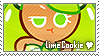 Lime Cookie Stamp by megumar