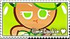 Lime Cookie Stamp by megumar