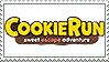 Cookie Run Stamp by megumar