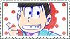 Osomatsu Stamp by megumimaruidesu
