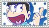 Karamatsu Stamp by megumimaruidesu