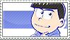 Karamatsu Stamp