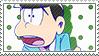 Choromatsu Stamp by megumimaruidesu