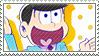 Jyushimatsu Stamp by megumimaruidesu