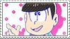 Todomatsu Stamp by megumimaruidesu