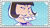 Iyami Stamp by megumar