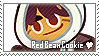 Red Bean Cookie Stamp by megumar