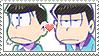 ChoroIchi Stamp by megumimaruidesu