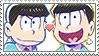 KaraJyushi Stamp by megumimaruidesu